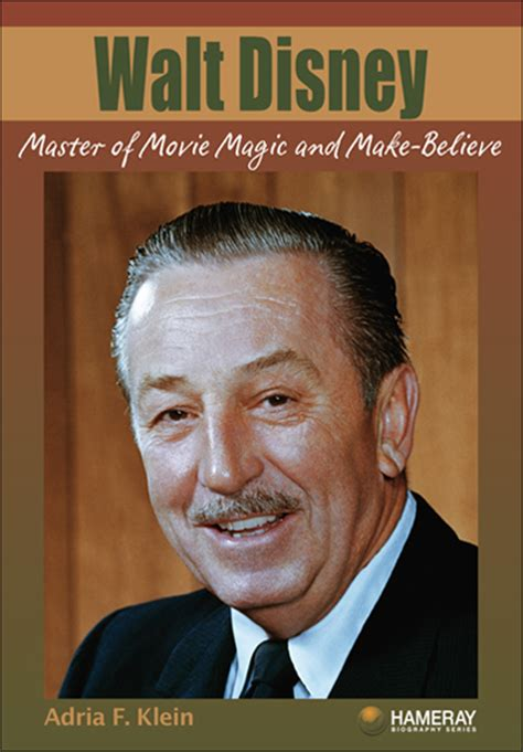 biography walt disney hameray publishing teaching materials for guided reading