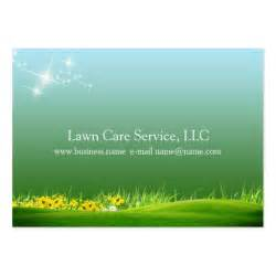 lawn care business card templates lawn care business large business cards pack of 100 zazzle