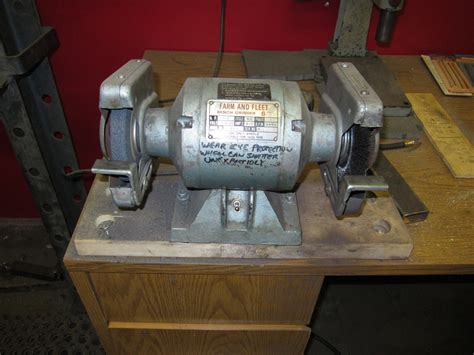 milwaukee bench grinder available equipment gallery milwaukee makerspace