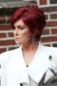 how to get osbournes haircolor how to get sharon osbourne haircut short hairstyle 2013