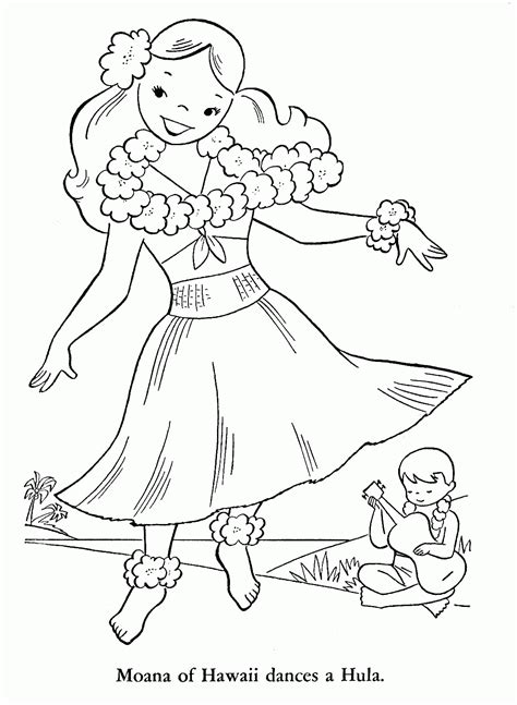 hawaii coloring pages for boys hawaii best free coloring coloring pages about hawaii coloring home