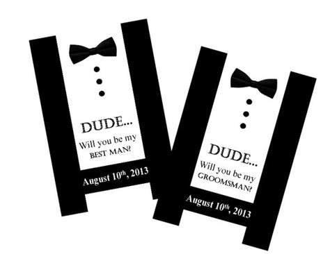 be my groomsman card template will you be my best groomsman cards weddingbee photo