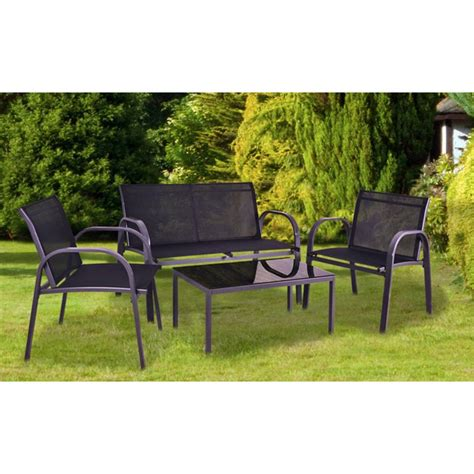 textilene patio furniture buy garden furniture sets at qd stores