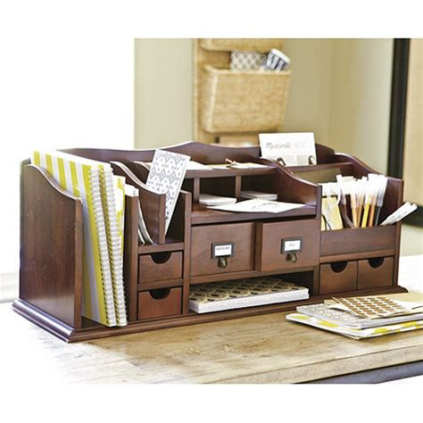 New Year New You 4 Tips For Making Your Office Work Stylish Desk Organizers