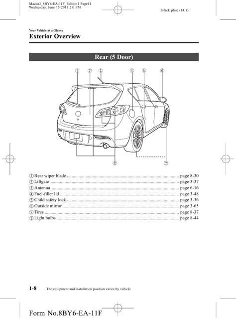 2012 mazda 3 sport wiring diagram free wiring