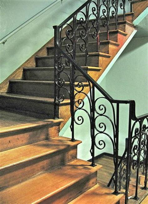stripping paint from wood banisters how to strip paint off a wrought iron railing infobarrel