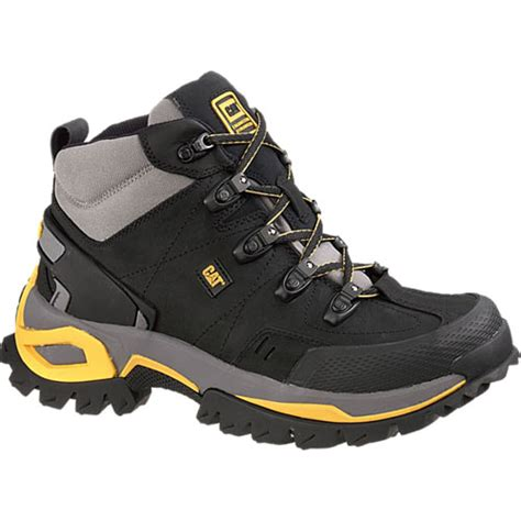 Sepatu Boots Safety Caterpilar Hydroulic Steel Toe caterpillar interface hi steel toe hiker s work boot