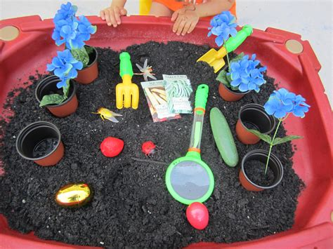sensory table idea great for time most of the