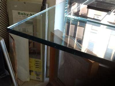 vetri per tavoli vetri per tavoli il vetraio elmi riparazione