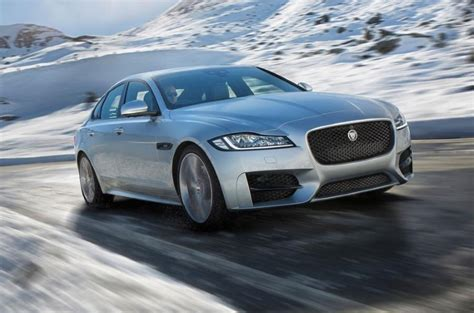 2017 jaguar xf updates with awd official dpccars
