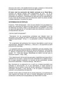 Exemple Lettre De Recommandation Marketing Evaluaci 243 N Curricular Parte I 2012