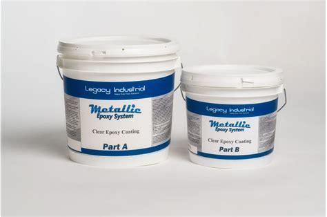 Products :: Metallic Epoxy :: Legacy Metallic Epoxy Coating