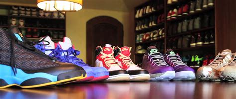 Chris Paul Closet by The 15 Best Sneaker Closets Sole Collector