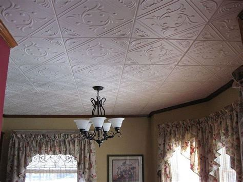 popcorn ceiling tiles styrofoam ceiling tiles they supposedly can adhere even