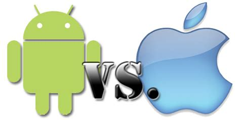 apple vs android which is better android vs apple which one is better android or apple iphone doodle
