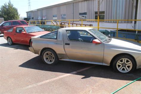 mitsubishi starion 1987 find new 1986 conquest 1987 mitsubishi starion parts