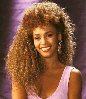 old 80 year old womens hair perm whitney houston houston and dance on pinterest