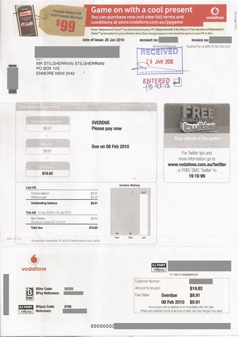 How To Credit From Vodafone Stilgherrian 183 Vodafone I Just Don T Trust You