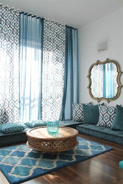 vorh nge deko orientalisches schlafzimmer dekoration daredevz