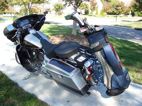 Harley Davidson Golf Bags by Motorcycle Golf Bag Carrier 2 215 2 Cycles