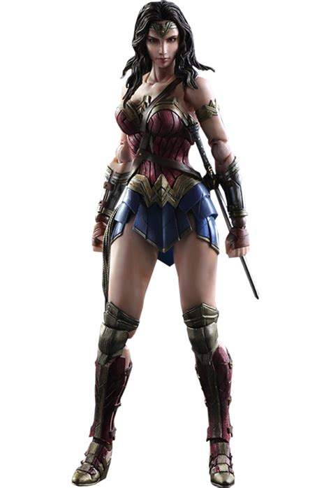 Figure Wonderwoman figure by square enix sideshow collectibles