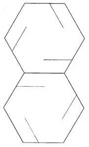 3d Hexagon Template by 6 Inch Hexagon Template