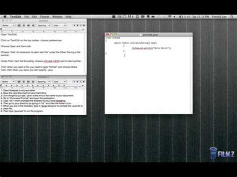 tutorial java mac java 8 tutorial installing the jdk and eclipse for linux