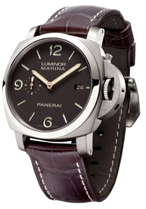 PAM00351 Panerai Luminor Marina Men's Watch