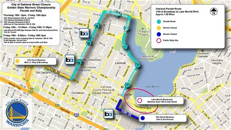 new year parade route 2015 warriors parade 2015 date time and route announced