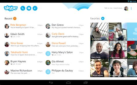 skype for android tablet skype 5 0 для android делает возможным синхронизацию контактов с телефонной книгой