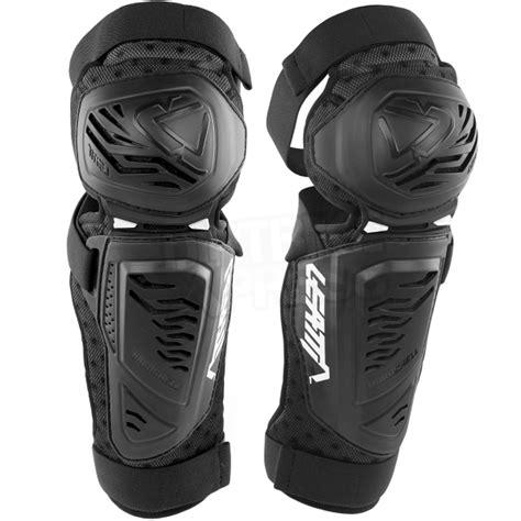 Knee Leat Ext Enduro leatt 3 0 ext knee shin guards in black leatt protection dirtbikexpress