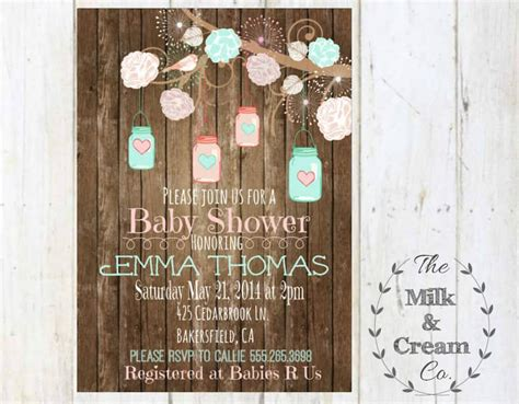 Rustic Baby Shower Decorations by 25 Rustic Baby Shower Ideas Resource