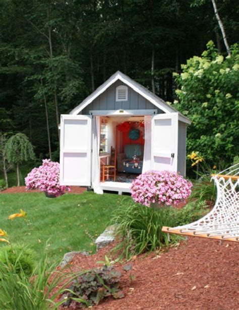 13 Shed Transformations That'll Make Your Neighbors Jealous