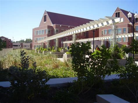 Garden State Mall Mad Science American Hydrotech Inc Green Roofs Garden Roofs