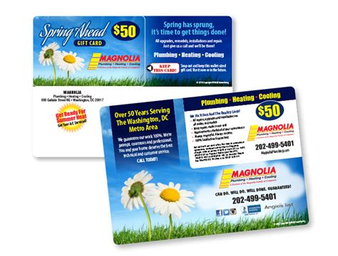 Gift Cards Direct - snap out seasonal gift card direct mail wham advertising internet marketing 651