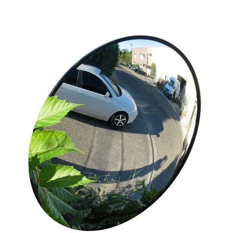 miroir sortie parking miroir convexe sortie garage ou parking 216 33 cm viso miroir norauto fr