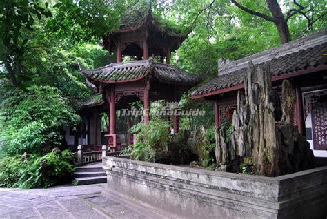 Du Fu Thatched Cottage by Du Fu Thatched Cottage Attractive Building Chengdu Du Fu