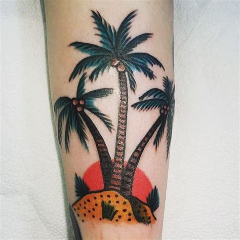50 superb tattoos ideas u2013 50 superb palm tree designs and meaning check more
