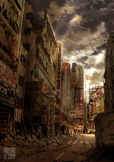 libro abandoned places 東京幻想