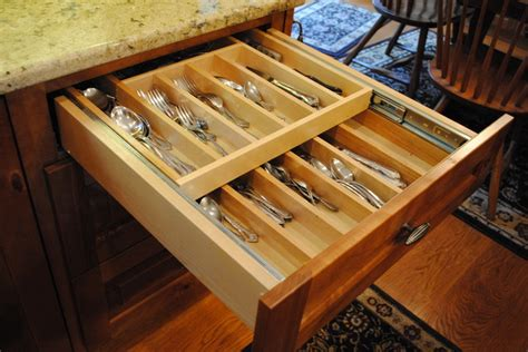 kitchen cabinet and drawer organizers rustic birch kitchen rustic philadelphia by sterling