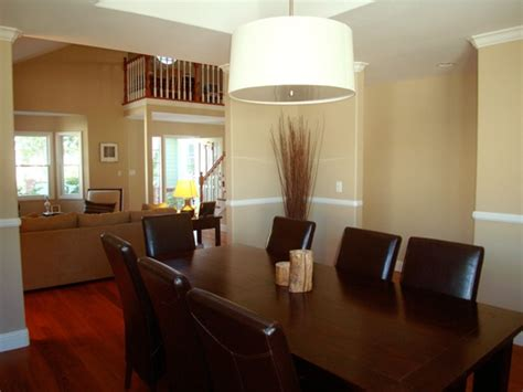 Dining Room With Chair Rail Pin By Meissner On Home Ideas