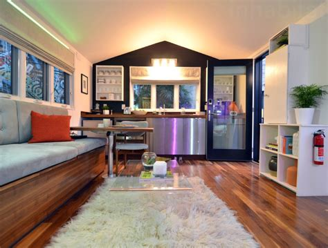 Small House Design Inside And Outside Smart Tiny House With Intel Inside Outside Throughout