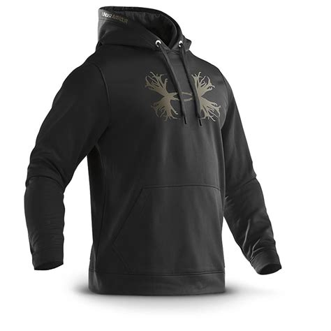 under armoir sweatshirts under armour antler hoodie 223839 sweatshirts hoodies
