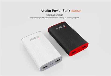 Power Bank Oren 6000mah avatar power bank 6000mah