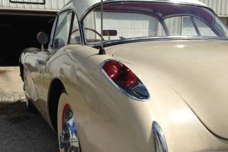 1956 corvette survivor...