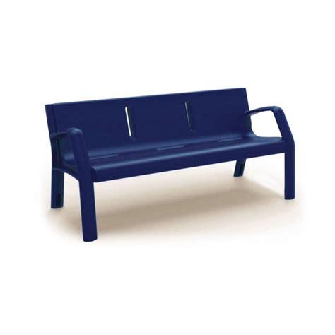 banc mobilier urbain – CAD and BIM object   PLAS ECO Mobilier Urbain Banc   Plaseco