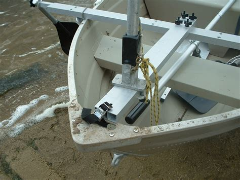 aluminum boat stabilizers jon boat stabilizers bing images