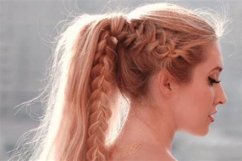 Simple Fancy Hairstyles by Fast Fab 10 Easy Updos That Will Everyone
