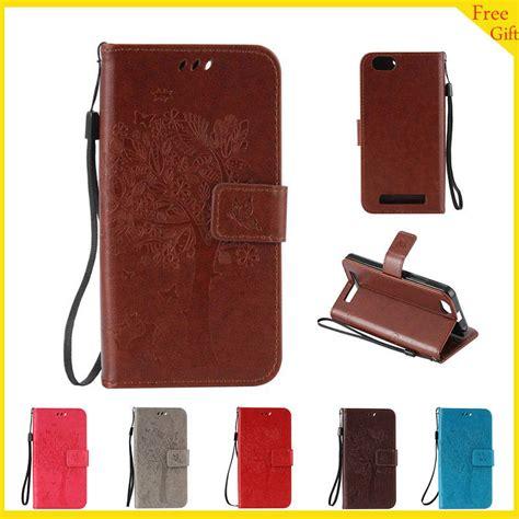 Ume Flip Cover Lenovo Vibe C A2020 luxury pu leather back cover for lenovo vibe c lenovo vibe c a2020 a2020a40 ds a 2020