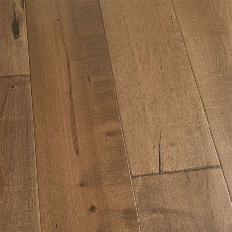 1 X 1 Flooring by Malibu Wide Plank Maple Cardiff 1 2 In Thick X 7 1 2 In